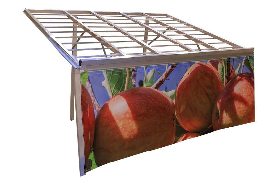Markttafel Bull Christiaan 150x120cm